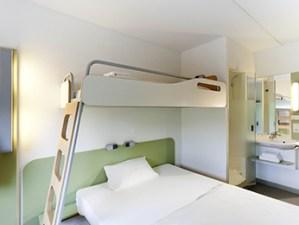 Zdjęcie pokoju w Hotelu Ibis w Paryżu