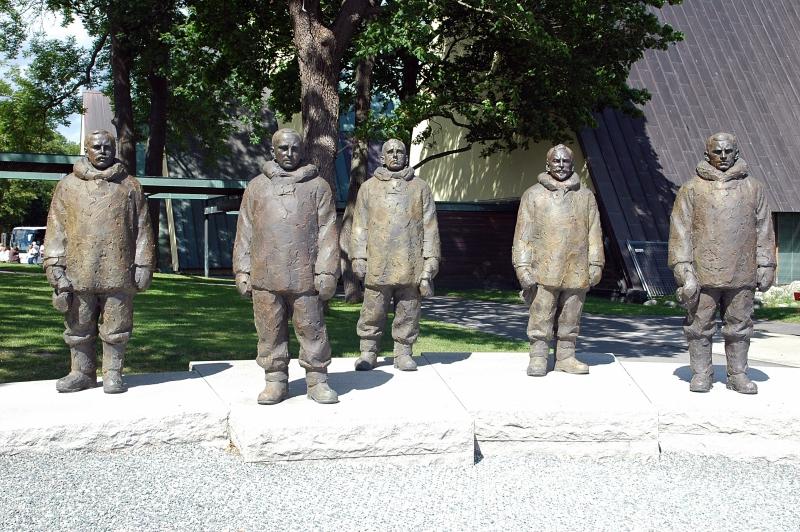 Oslo co warto zobaczyć, Norweskie Muzeum Żeglugi Morskiej
