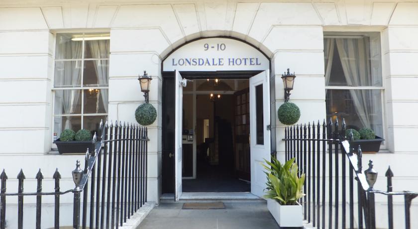 Lonsdale Hotel wLondynie