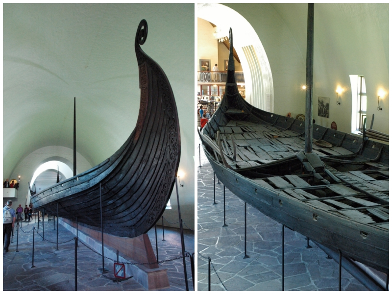 Oslo co warto zobaczyć, The Viking Ship Museum