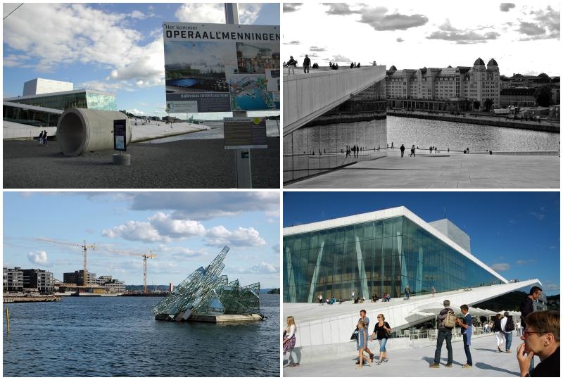 Oslo co warto zobaczyć, Opera