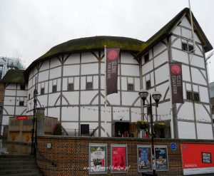 Londyn, The Globe - teatr Szekspira