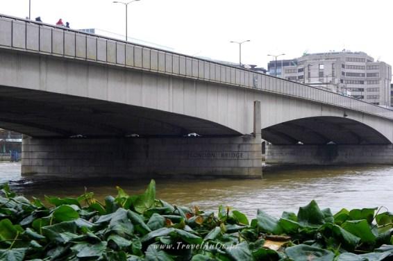 Londyn królewski trakt, London Bridge