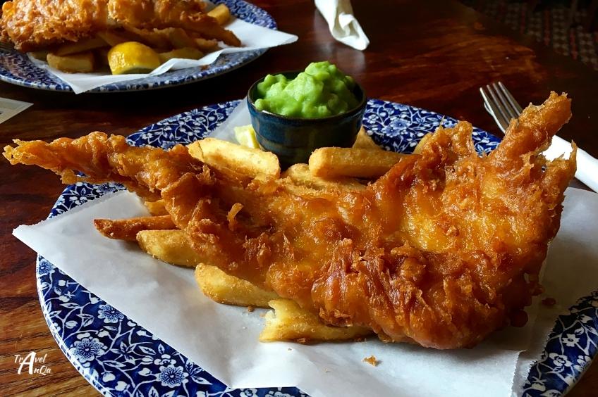 Londyn - gdzie zjeść i nie zbankrutować