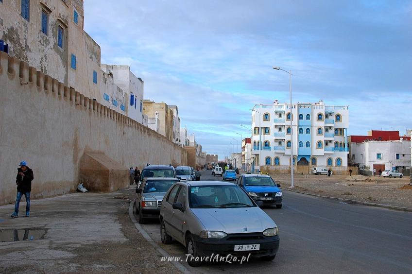 Mur otaczający Medynę