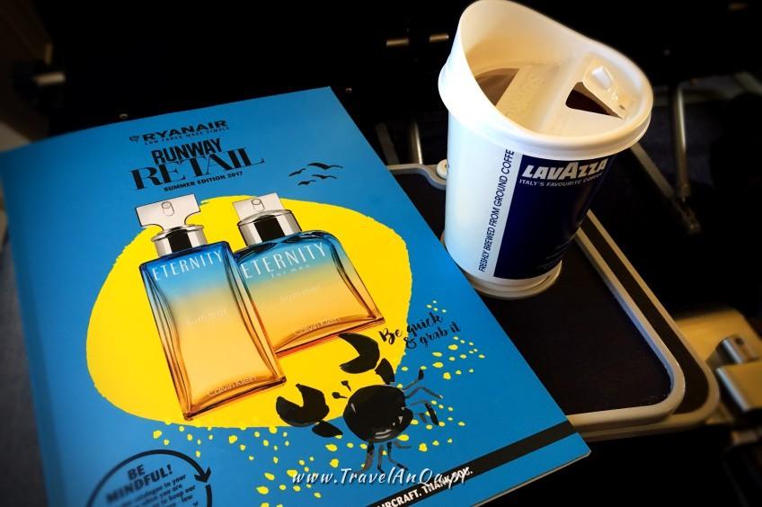 Ceny w samolotach Ryanair - Sprawdź