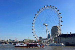 Londyn. London Eye