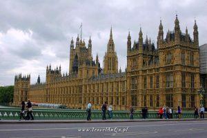 Londyn, Pałac Westminster