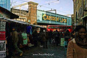Londyn – gotowa trasa zwiedzania dzień 3 Camden Lock