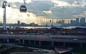 Londyn – gotowa trasa zwiedzania dzień 3 Emirates Air Lines