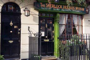 Londyn – gotowa trasa zwiedzania dzień 3 Sherlock Holmes Museum
