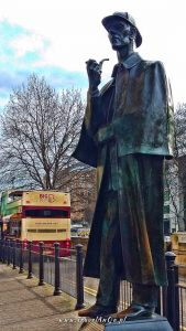 Londyn gotowa trasa zwiedzania dzień 3 Sherlock Holmes