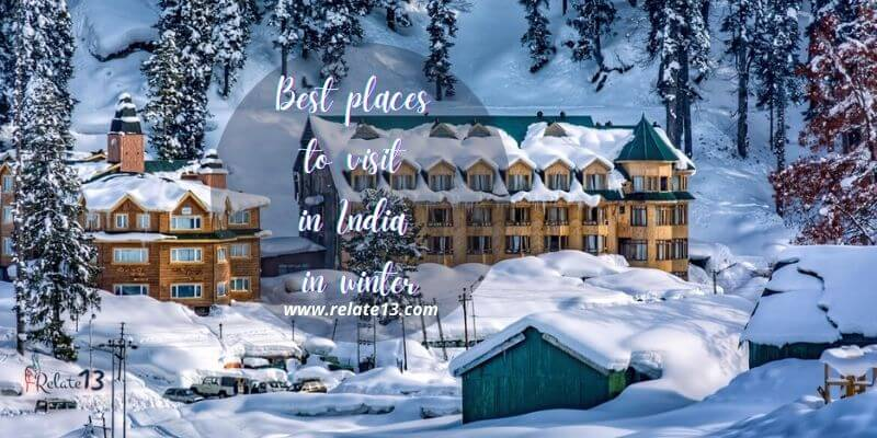 places visit India in winter