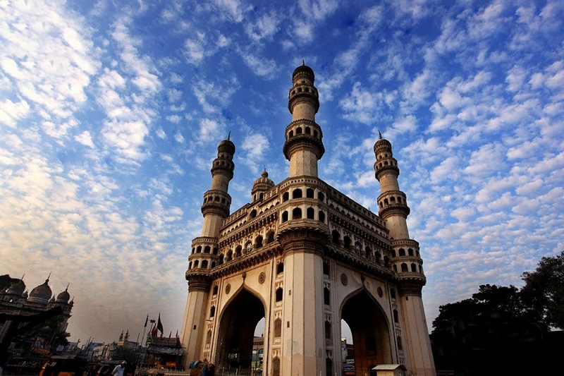 flight tickets to Hyderabad from Chicago