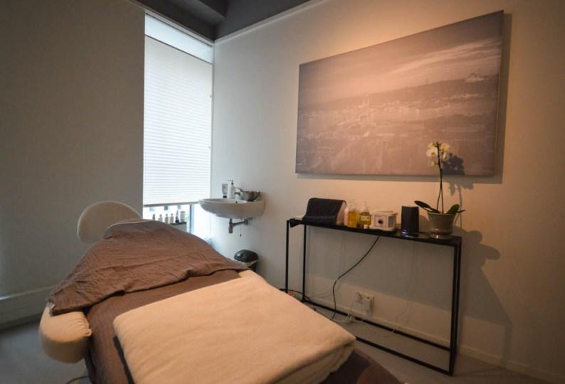 Behandelkamer Chris Beauty Bar - Den Haag