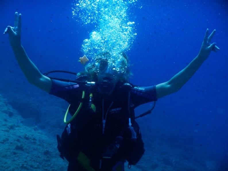 Fotoreport: De onderwaterwereld rondom Benidorm Island