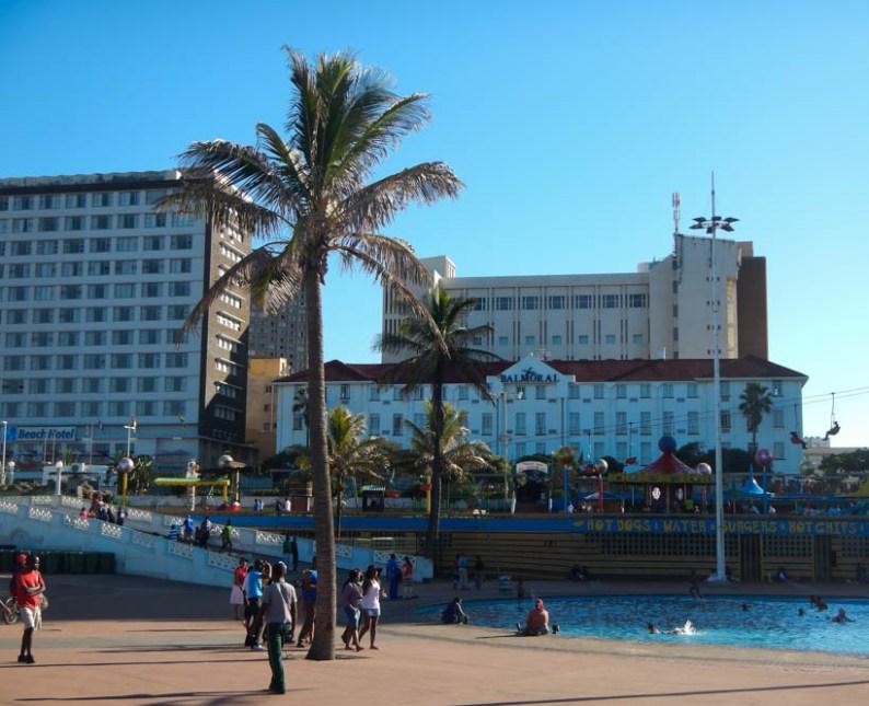 Balmoral Hotel - Durban