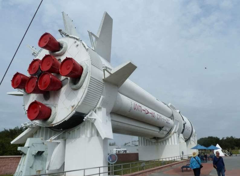 Kennedy Space Center bezoeken