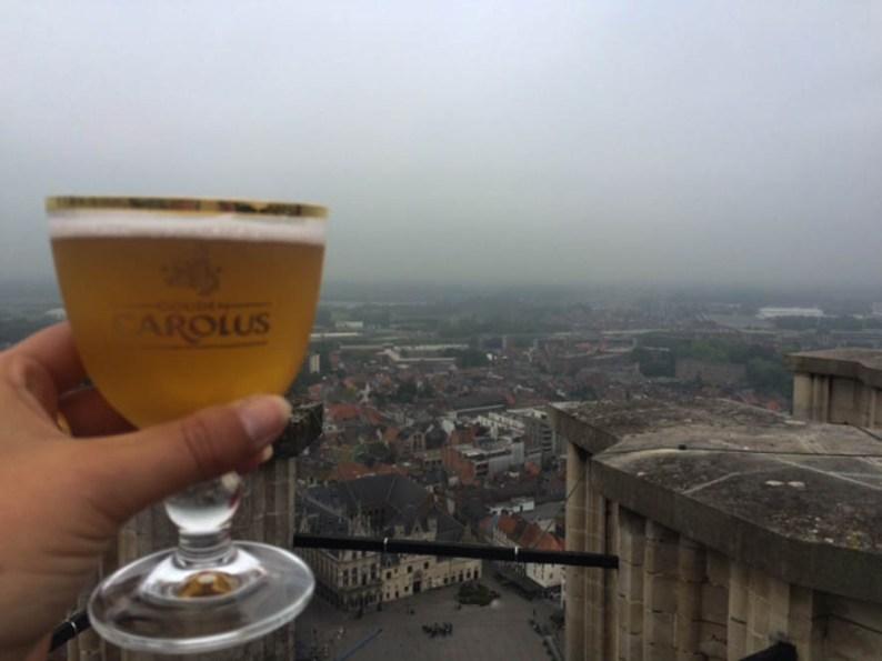 Weekend bier proeven in Mechelen
