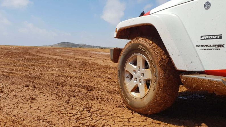 Review Top Drive Aruba