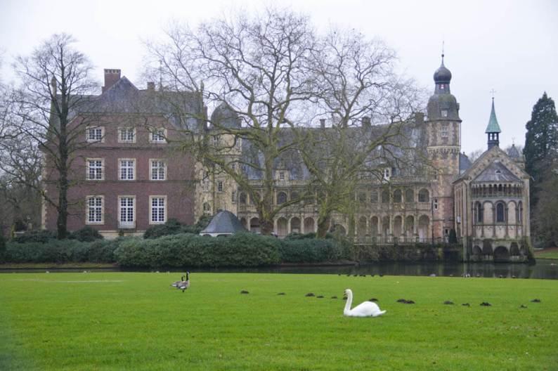 Schloss Darfeld - Kastelenroute