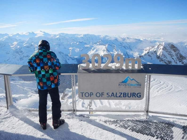 Uitkijkpunt 'Top of Salzburg'