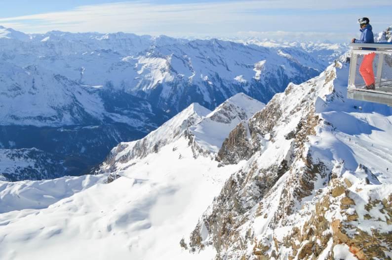 Wintersport Kitzsteinhorn, Zell am See-Kaprun