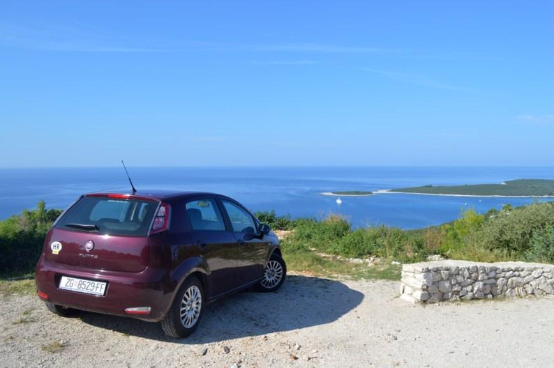 Auto huren in Kroatië zonder creditcard