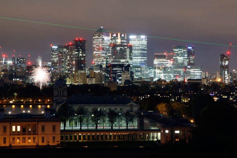 Greenwich GMT nulpunt