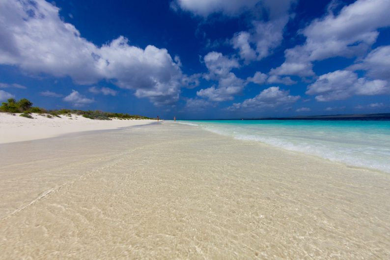 Mooiste stranden Bonaire - No Name Beach