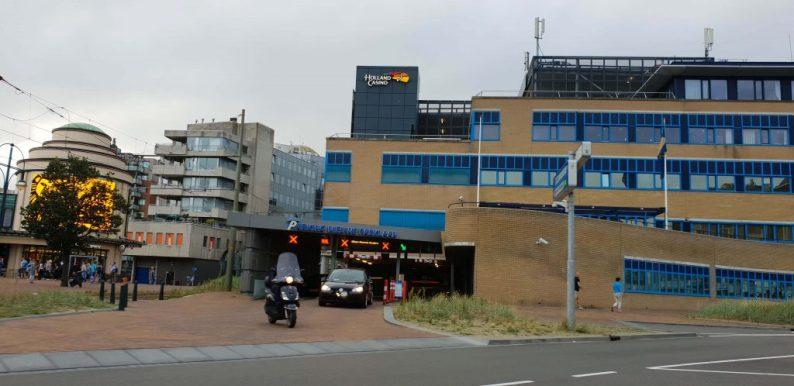 Betaald parkeren in Scheveningen