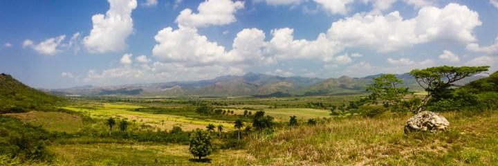 Cuba - Trinidad - landscape - travel photography