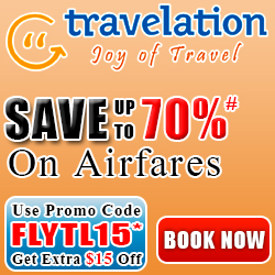 Cheap Flights! Save Up To 70% + $15 Off.