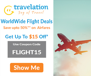 Book Cheap Flights to Worldwide Destinations! Book Now & Get Up To $15 Off*. Use Coupon Code FLIGHT15.