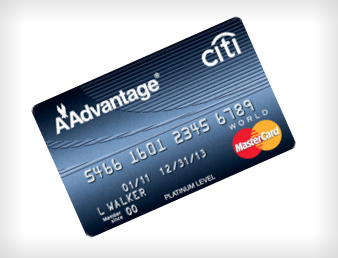 AAdvantage - One of Citi's 3 product lines