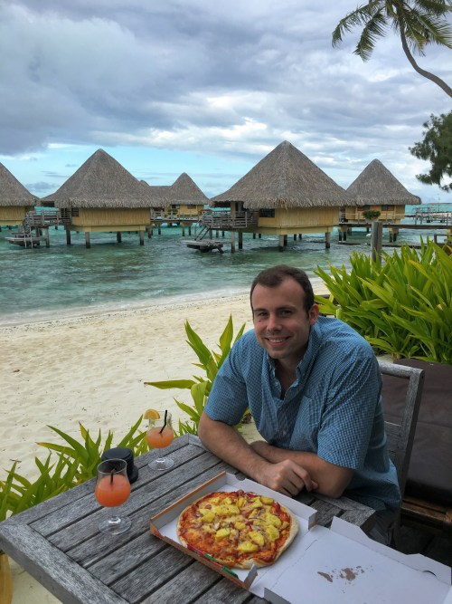 Pizza Bora Bora