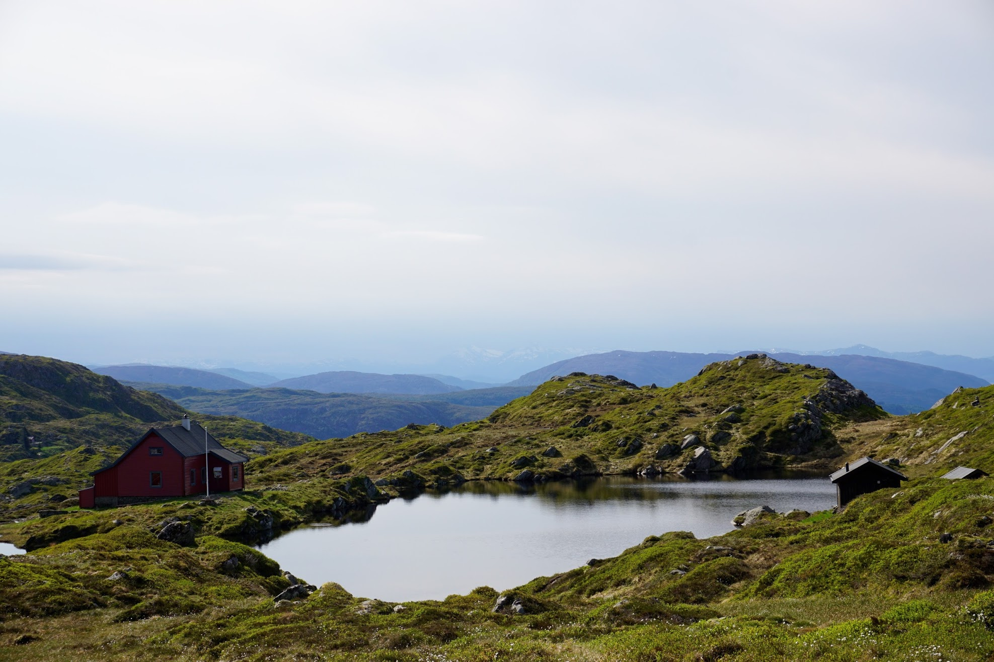 Hiking Vidden: Mount Ulriken to Mount Fløyen, Norway - TravelBeet