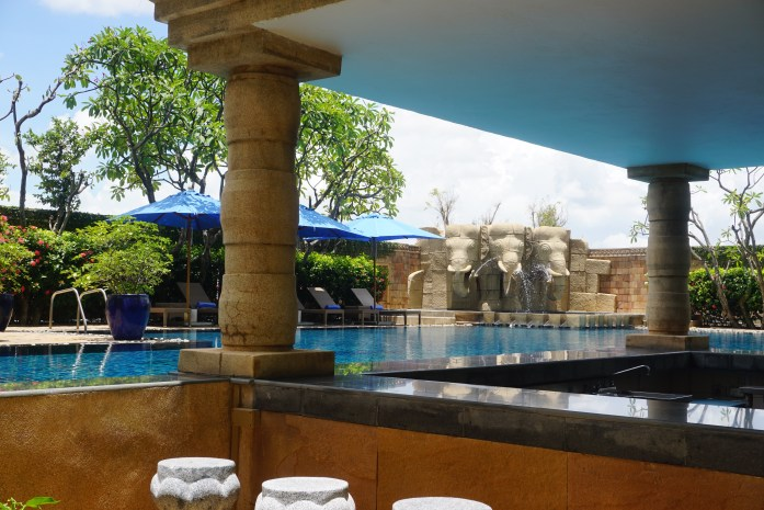 Intercontinental Phnom Penh Pool