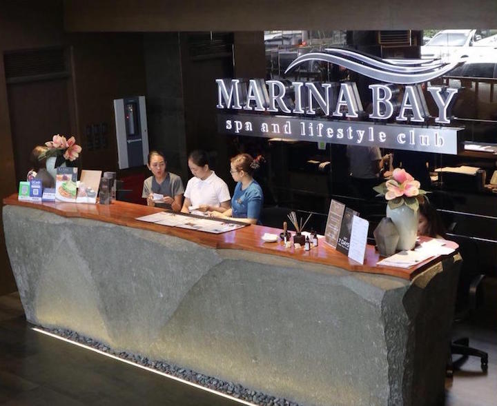 Marina Bay Spa Review