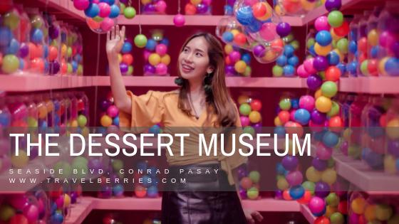 dessert museum price