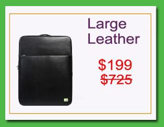Large Leather Holiday Sale - RESIZED