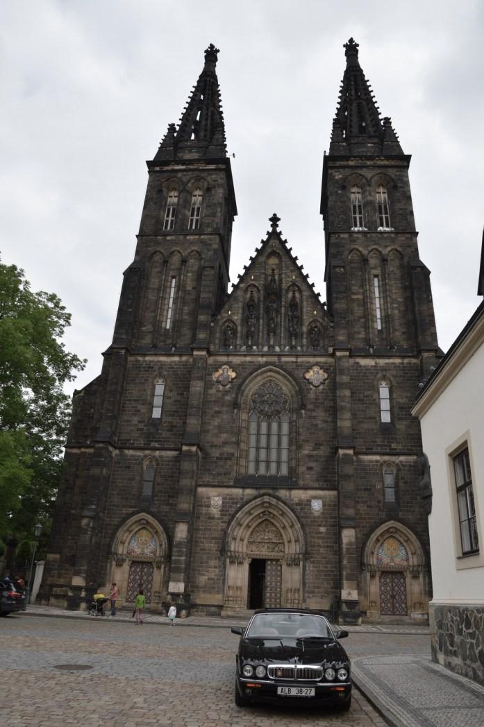 Vyšehrad cathedral