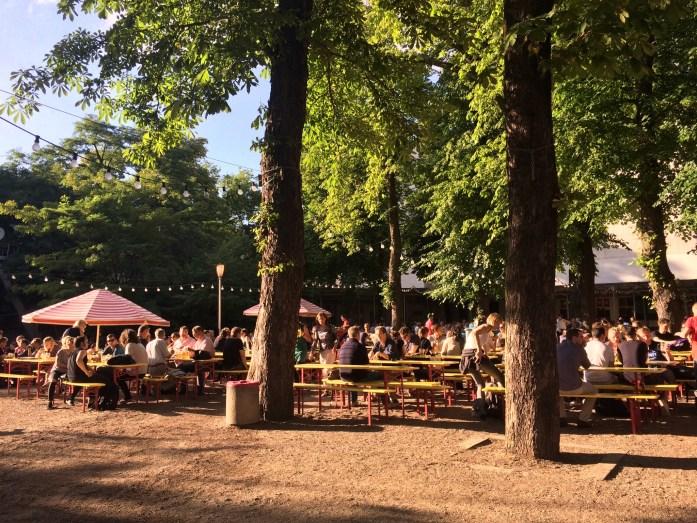 Prater Garten, Berlin, Germany