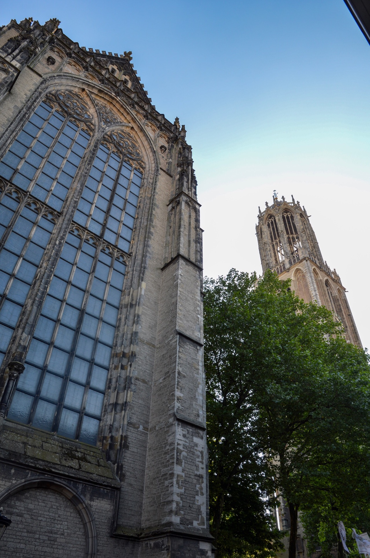 St Martin's Cathedral, Dom Church, Utrecht, the Netherlands