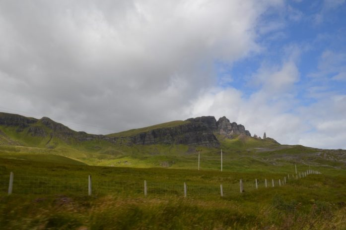 The Man of Storr, Isle of Skye, Scotland
