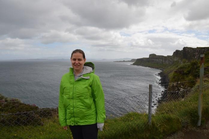 Kilt Rock Viewpoint, Isle of Skye, Scotland
