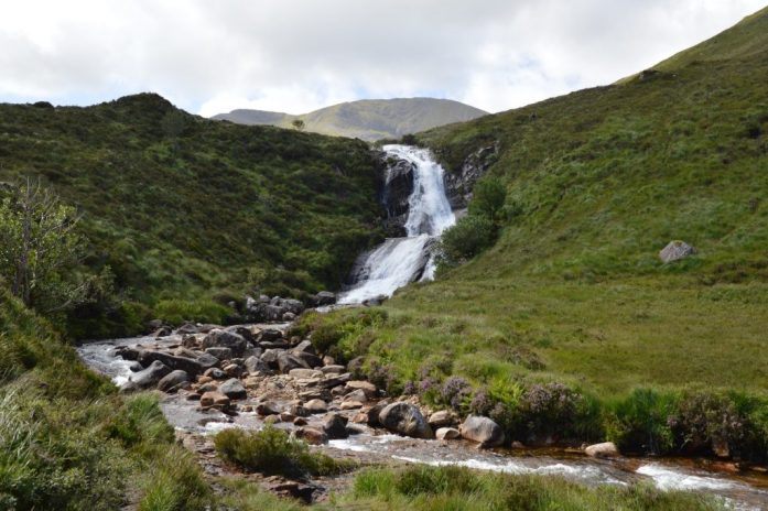 Waterfall at Blackill, Isle of Skye, Scotland