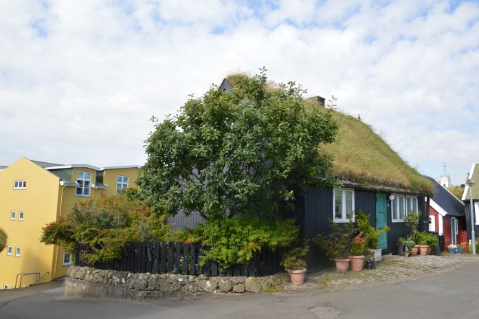 Tinganes, Tórshavn, Faroe Islands