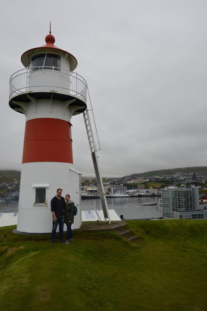 Skansin lighthouse, Tórshavn