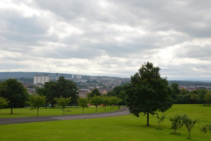 Queens Park, Glasgow, Scotland
